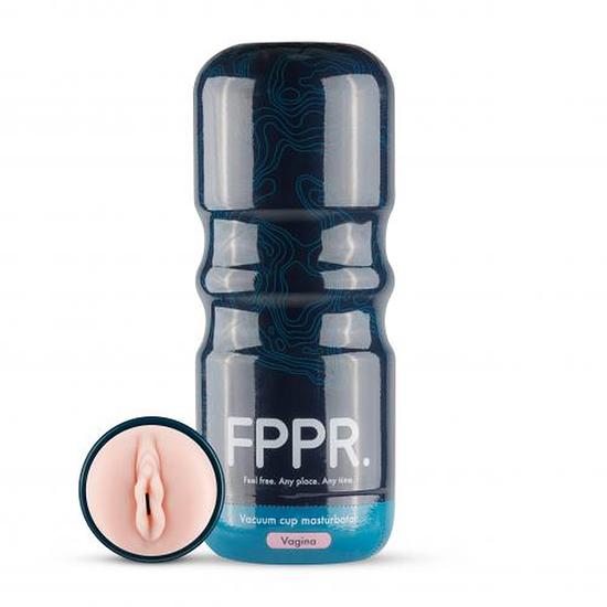 FPPR Vagina Masturbator schwarz/rosa
