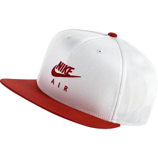 Nike Air Cap Weiß/Rot