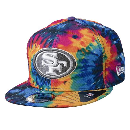 New Era San Francisco 49ers Cap Crucial Catch 2020 9FIFTY bunt