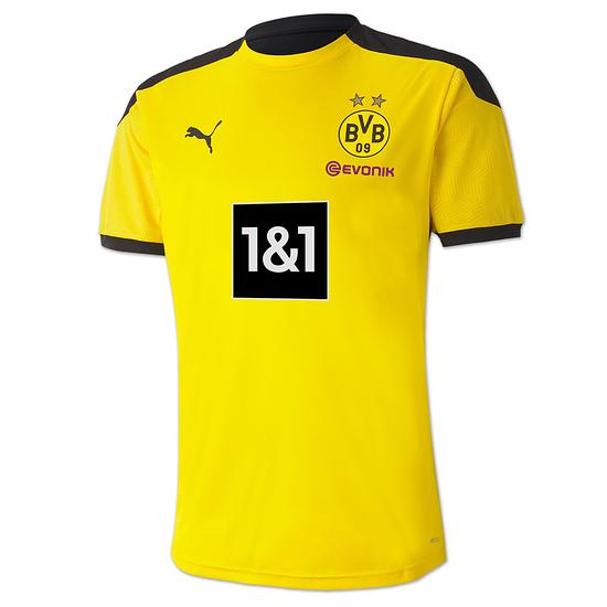 Puma Borussia Dortmund Trainingsshirt 2020/2021 Gelb