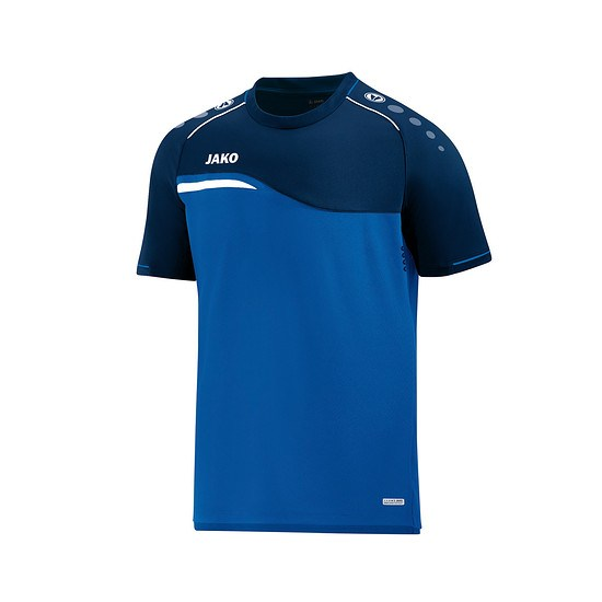 Jako T-Shirt Competition 2.0 royal/marine