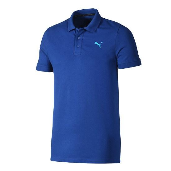 Puma Poloshirt ESS Basic Blau