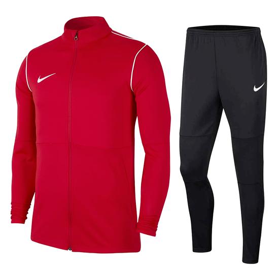 Nike Trainingsanzug Park Rot