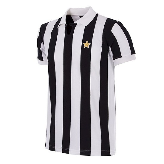 Copa Juventus Turin 1976/77 Short Sleeve Retro Shirt
