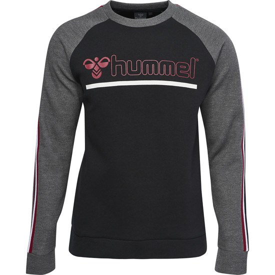 hummel Sweatshirt Ace schwarz