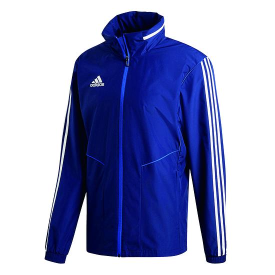 Adidas Allwetterjacke Tiro 19 Blau