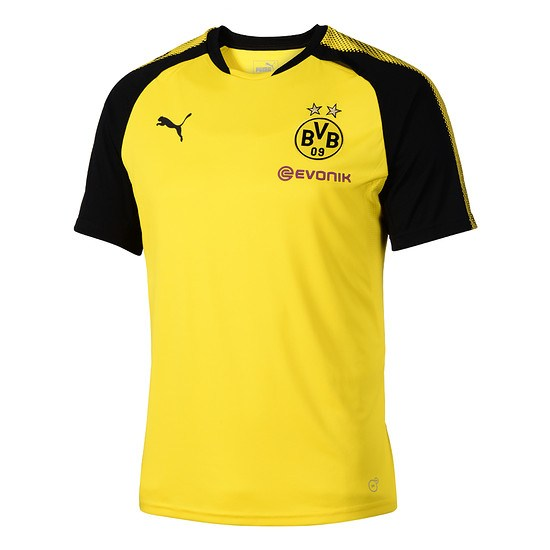 Puma Borussia Dortmund Trainingsshirt Team Gelb