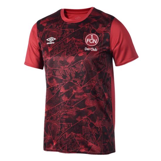 Umbro 1. FC Nürnberg Aufwärmshirt 2019/2020