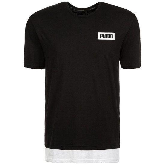 Puma T-Shirt New Rebel Schwarz