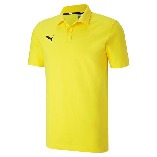 Puma Poloshirt GOAL 23 Freizeit Gelb