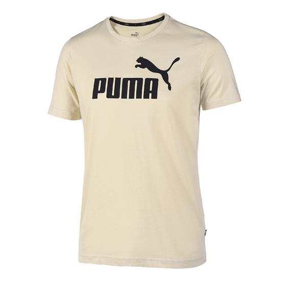 Puma T-Shirt ESS No.1 Lachs