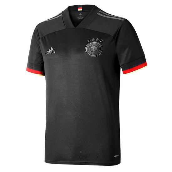 Adidas Deutschland DFB Trikot Auswärts Kinder EM 2021