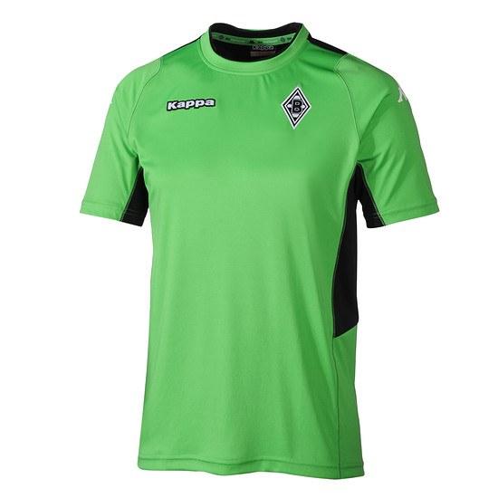 Kappa Borussia Mönchengladbach Trainingsshirt Grün