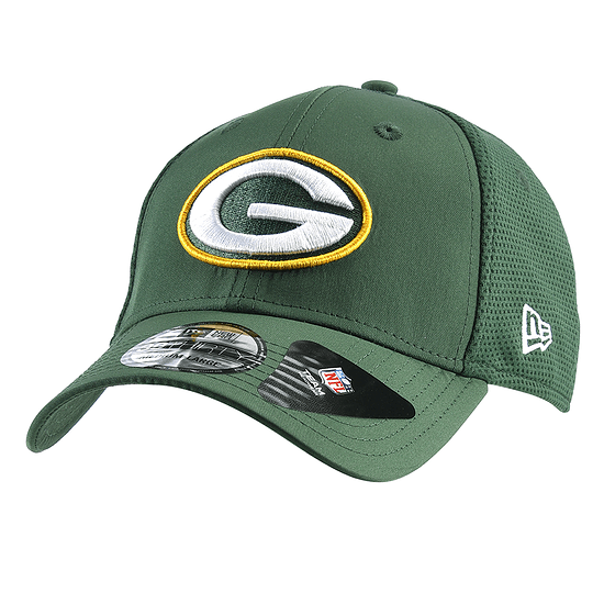 New Era Green Bay Packers Cap Featherweight 39THIRTY grün