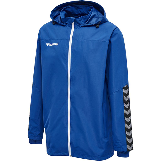 hummel Allwetterjacke Authentic blau