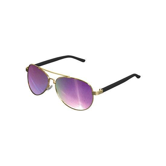 MasterDis Sonnenbrille Mumbo gold/lila