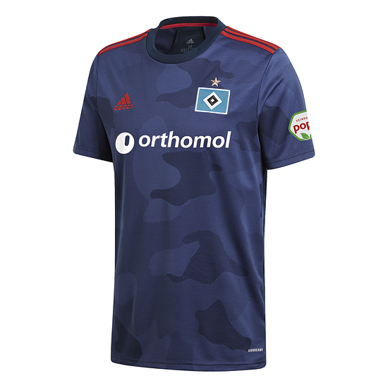 Adidas Hamburger SV Trikot 2020/2021 Auswärts Kinder