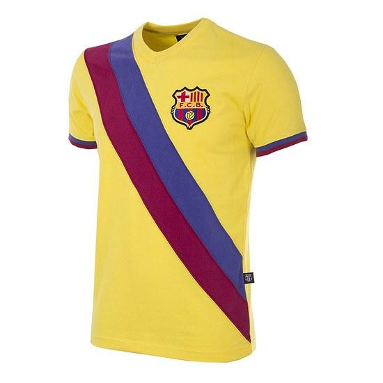 Copa FC Barcelona 1978/79 Short Sleeve Retro Shirt