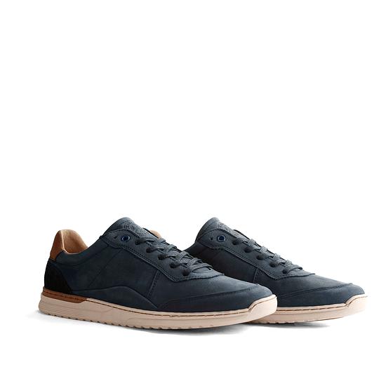 TRAVELIN OUTDOOR Sneaker Eastoke blau