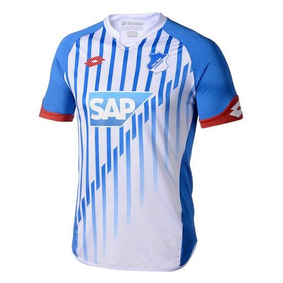 Lotto TSG 1899 Hoffenheim Heim Trikot 2015/2016