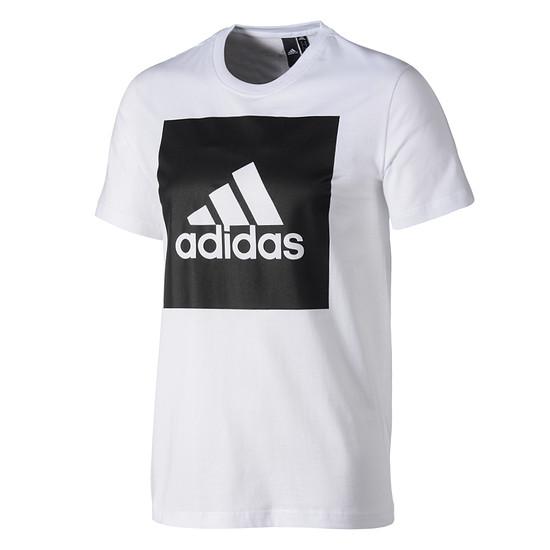 Adidas T-Shirt ESS Big Logo weiß
