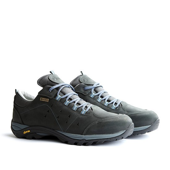 TRAVELIN OUTDOOR Trekking Schuh Aarhus Low grau