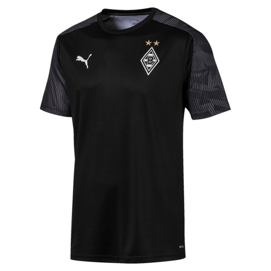 Puma Borussia Mönchengladbach Trainingsshirt 2019/2020 Schwarz