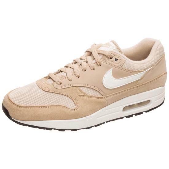 Nike Sneaker Air Max 1 hellbraun/beige