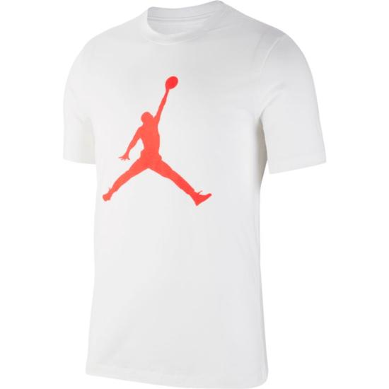 Nike JORDAN T-Shirt Jumpman Weiß