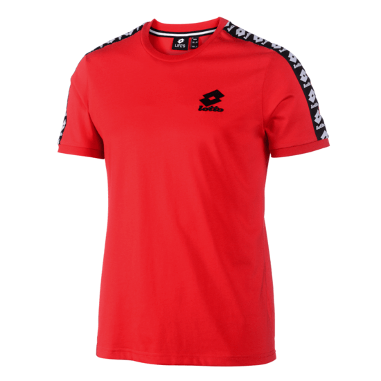 Lotto T-Shirt Athletica III rot