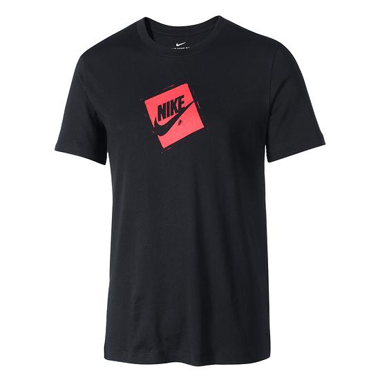 Nike T-Shirt REMIX 2 Schwarz