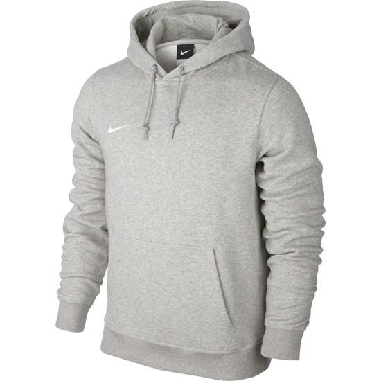 Nike Hoodie Club Grau