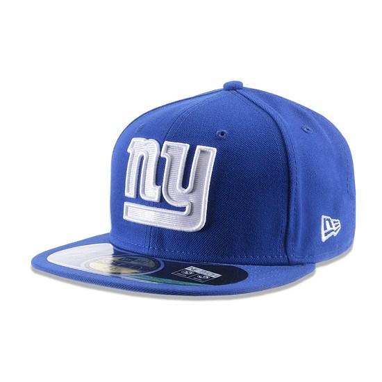 New Era Cap Authentic NY Giants On Field blau/weiß