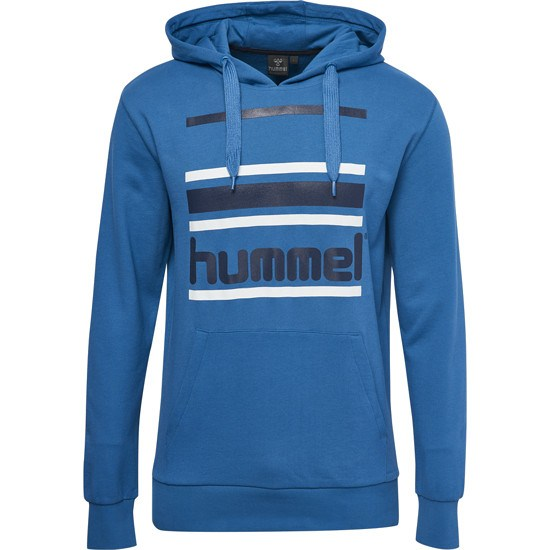 hummel Hoodie Bay blau