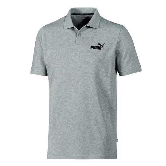 Puma Poloshirt ESS grau