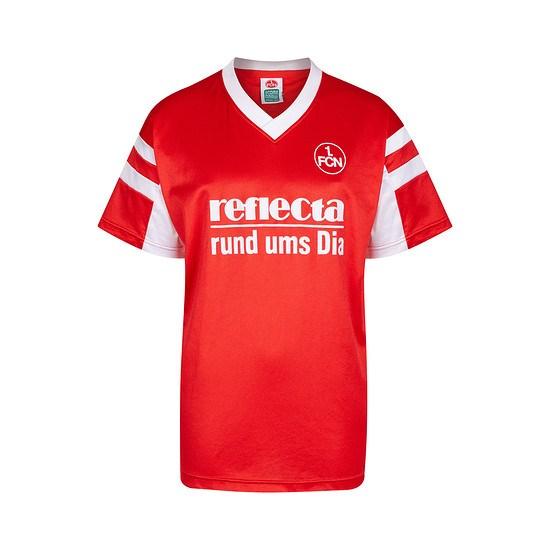 Scoredraw 1. FC Nürnberg Retro Trikot 1988