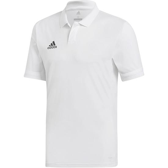 Adidas Poloshirt Team 19 Weiß