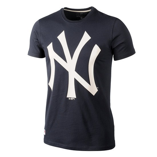 New Era New York Yankees T-Shirt Logo navy