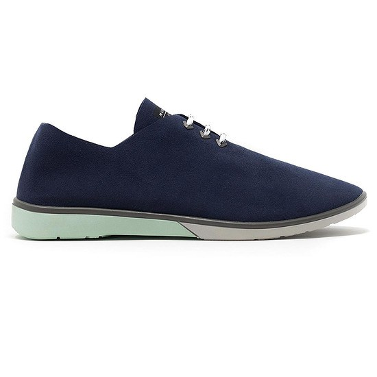 Muroexe Sneaker Erosion Moss Star blau