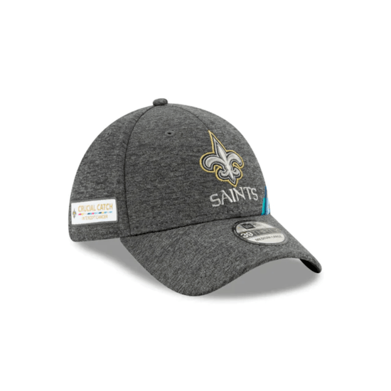 New Era New Orleans Saints Cap Crucial Catch 39THIRTY grau