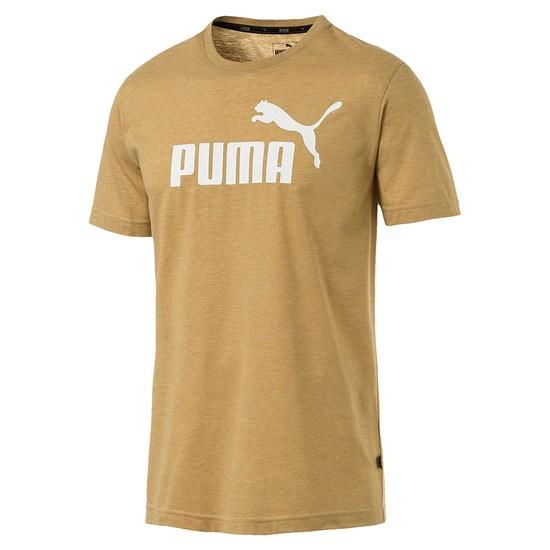 Puma T-Shirt ESS + Taupe
