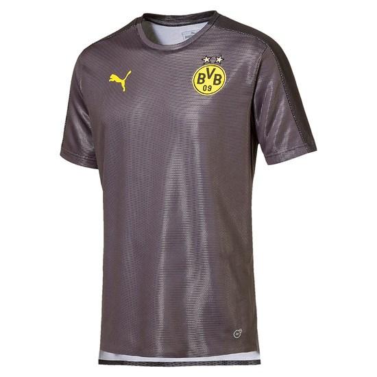 Puma Borussia Dortmund Matchshirt grau