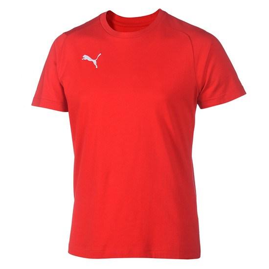 Puma T-Shirt LIGA Rot
