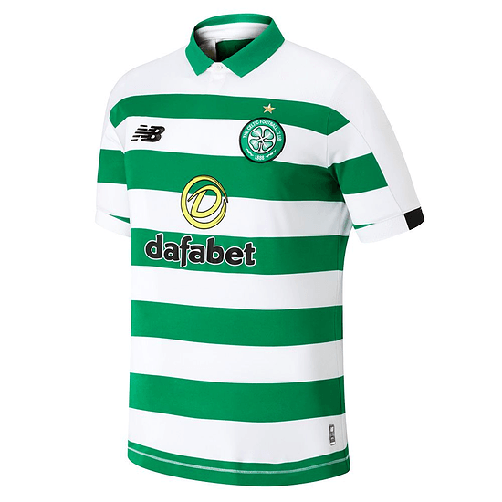 New Balance Celtic Glasgow Trikot 2019/2020 Heim