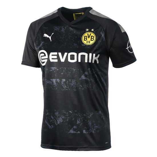 Puma Borussia Dortmund Auswärts Trikot 2019/2020 HAZARD