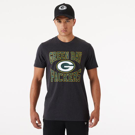 New Era Green Bay Packers T-Shirt Team Logo grün