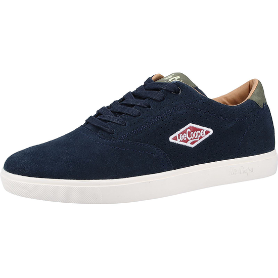 Lee Cooper Sneaker Veloursleder dress blues