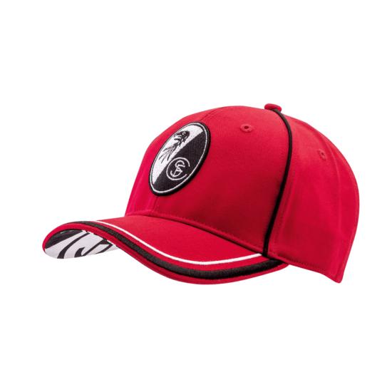 SC Freiburg Cap Classic Rot