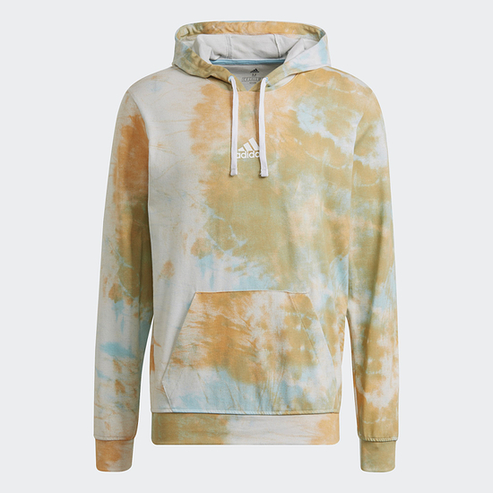 Adidas Hoodie CRAZY hazy orange/hazy sky/weiß