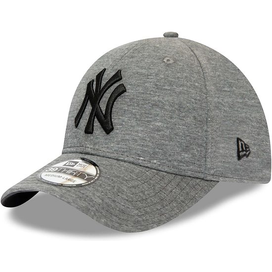 New Era New York Yankees Cap Jersey Essential 39THIRTY grau